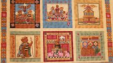 QUILTING BEES - Teresa Kogut Bears - Quilting Bee Bear PANEL - RARE & OOP