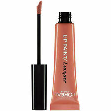 L'OREAL LIQUID LIP PAINT LACQUER LIP GLOSS MATTE - GONE WITH THE NUDE (101)  8ml