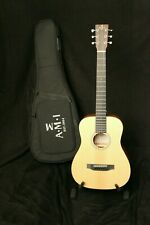 SIGMA-Guitars Travel-/Reise- Gitarre TM-12/TG-120AMI +Tasche  UVP:420 $  NEU/NEW
