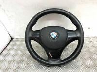 BMW 118D Sport E87 5 Tür Hatchback 2007 Lenkrad (Leder) Mit Mitte