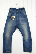 Distressed Regular High Loose Jeans for Men