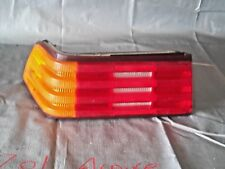 1990-1995 Mercedes Benz R129 500SL 300SL 600SL Left Rear Tail Light Lens OEM