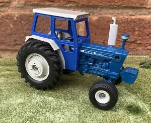 Britains Farm Vintage Ford 7600 Tractor Conversion Like Fordson