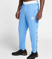 e0d3f829911 Air Jordan 11 Retro Tearaway Basketball Pants AH1151-412 Sky Blue;Sizes XL &