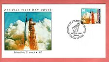 Marshall Islands; 1998 Friendship 7 Launch Space FDC