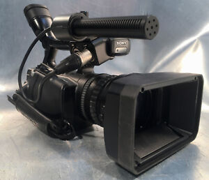 SONY HVR-V1E HDV DVCam 1080i 20x Zoom - 280 Kopfstunden