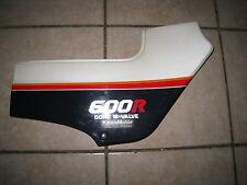 GPZ 600 R ZX600A Seitendeckel Abdeckung rechts Verkleidung cover right