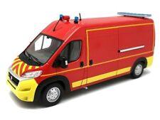 Fiat Ducato Pompiers ODEON