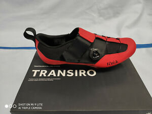 Fizik Transiro Infinito R3 Triathlon Shoe Red/Black EU41 UK 7.25