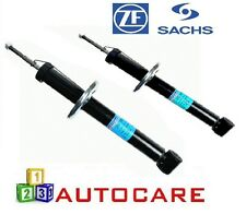 COPPIA di SACHS twin-tube Posteriore Pressione Gas Ammortizzatore Per VW POLO 94-01