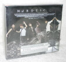 K-POP TOHOSHINKI Vol.4 Mirotic Taiwan Ltd CD+DVD (TVXQ DBSK)