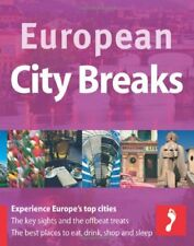 European City Breaks (Footprint Activity Guide) By Sarah Thorowgood