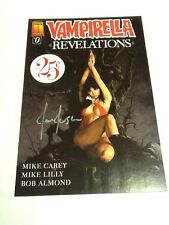 Vampirella Revelations #0 Signed By Joe Jusko Mid Ohio Con (000461) 2006 NM/M