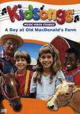 Kidsongs - Kidsongs: Day at Old MacDonald's Farm [New DVD]