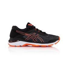 Asics GT 2000 6 Women's Running Shoes - Black/Flash Coral