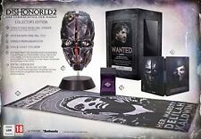 Dishonored 2 Collector's Edition PS4 * Neu * OVP * Rar