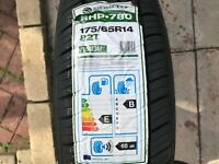 1 X NEW 175 65 14 ROVELO RHP-780 TYRE 175/65 R14 82T 5542347 FAST FREE P&P