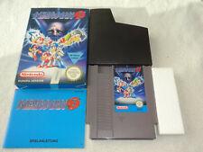 Mega Man 3 Nintendo NES Spiel komplett mit OVP und Anleitung CIB