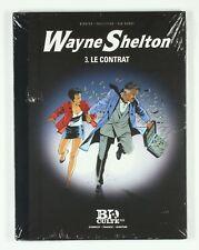 BD prix réduit Wayne Shelton Le contrat