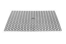 Whitefurze Drainer Mat Plastic 40X35cm