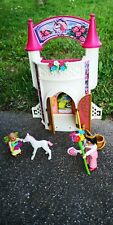 Playmobil Lot Château de princesse Transportable, 2 Personnages, Féeries, prince