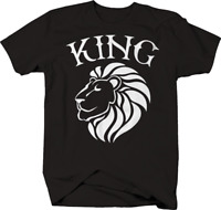 King of the Jungle Lion T-Shirt