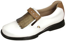 Sandbaggers Golf Shoes: Royal Kilt Tan