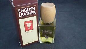Vintage ENGLISH LEATHER Cologne FOR MEN Body SPLASH 3.4 OZ  in Box