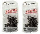 "War TEC 12"" Cadena De Motosierra Pack de 2 Para Stihl 018 MS180 MS181 Motosierra"