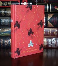 Wizard of oz by Frank Baum Brand New Illustrated Cloth Bound Hardcover Edition