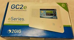 New Linear 2GIG-GC2e-345 Wireless GC2e Encrypted Touchscreen Alarm Control Panel