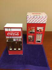 Coca Cola Soda Pop Vintage COKE MACHINE BANK Musical Bank.