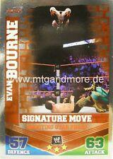 Slam ATTAX Mayhem #026 Evan Bourne Shooting Star Press