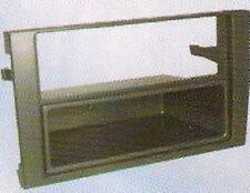 MASCHERINA AUTORADIO PER AUDI A4 DAL 2007 DOPPIO ISO