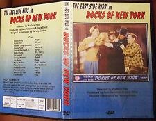 DOCKS OF NEW YORK - DVD - East Side Kids -  Leo Gorcey