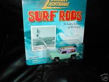 Johnny Lightning SURF RODS Waimea Mamas 1954 CHEVY PANEL