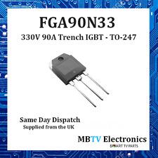FGA90N33 330V, 90A PDP TRENCH IGBT - FGA90N33AT - TO-247- BRAND NEW