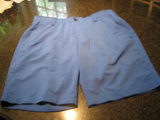 NWT - Mens UNDER ARMOUR Royal Blue Flat Front GOLF Shorts (Size 36)