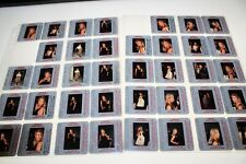 SEXY HEATHER THOMAS VINTAGE LOT OF 35MM SLIDE TRANSPARENCY PHOTO 1