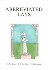 Abbreviated Lays: Stories of Ancient Rome, from Aeneas to Pope Gregory I, in Dou