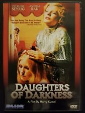Daughters of Darkness (DVD, 2003) 1971 Erotic Horror Unrated (Blue Underground)