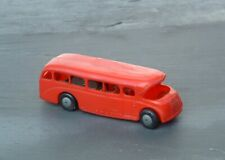 TRI-ANG Triang MINIC Vintage PUSH & GO Friction Passenger COACH BUS 1963
