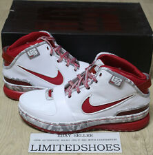 NIKE ZOOM LEBRON VI 6 3M OHIO STATE 346526-161 US11.5 all star mvp ctk big apple