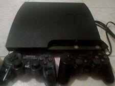 Playstation 3 PS3 Slim 120GB, 2 controller wireless, 8 giochi, joypad..