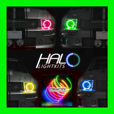 2005-2009 ORACLE FORD MUSTANG COLORSHIFT LED LIGHT HEADLIGHT HALO KIT w/REMOTE