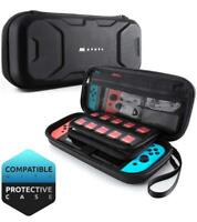 For Nintendo Switch Console Accessories , Mumba Hard Travel Carrying Case Bag