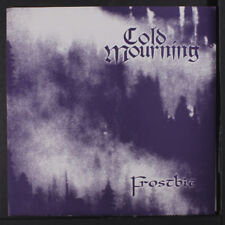 COLD MOURNING / WHILE HEAVEN WEPT: Frostbit / The Mourning 45 (folded PS, #725/