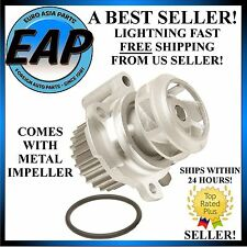 Fits Audi A4 VW Beetle Golf Jetta Passat 1.8L 2.0L Metal Impeller Water Pump NEW