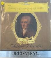 SEALED DG RECORD Joseph Haydn - Sinfonien 94 (Paukenschlag) Und 101 (Uhr)