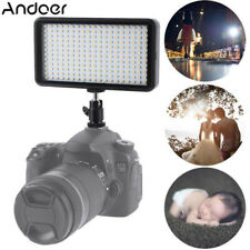 228 LED Video Light Panel Studio Lamp Dimmable 2000LM for Camera Camcorder J1Y1